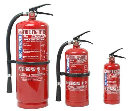 LPCB Fire Extinguisher Equipment LPCB Approved