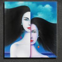Jose DelaBarra painting fine art painting reproduction