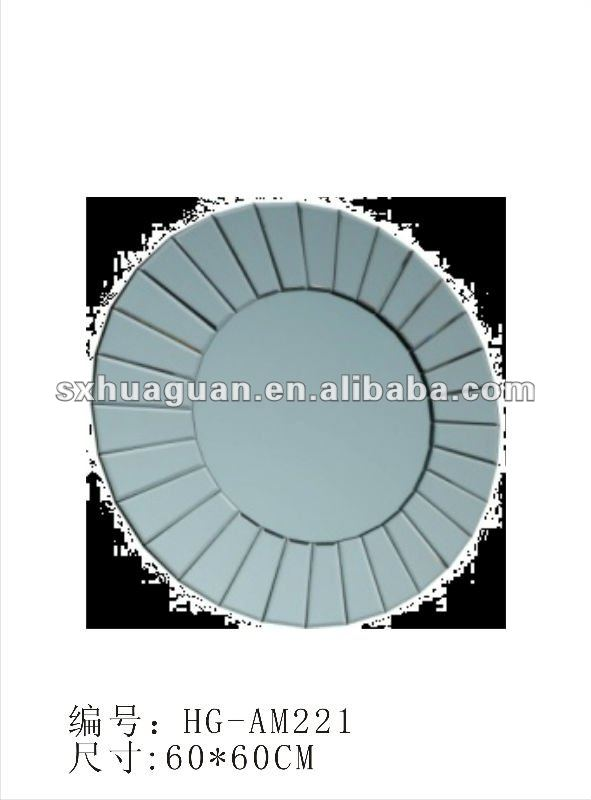 decorative wall mirror cheap wall mirror HG-AM221