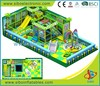 GM-SIBO kids playhouse indoor playground flooring with best design