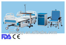Cheap three function electric hospital bed