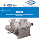 API centrifugal pump ,pressure boosting system,stainless steel impeller pump