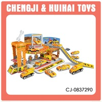 High quality custom made promotional miniature die cast truck models for kids