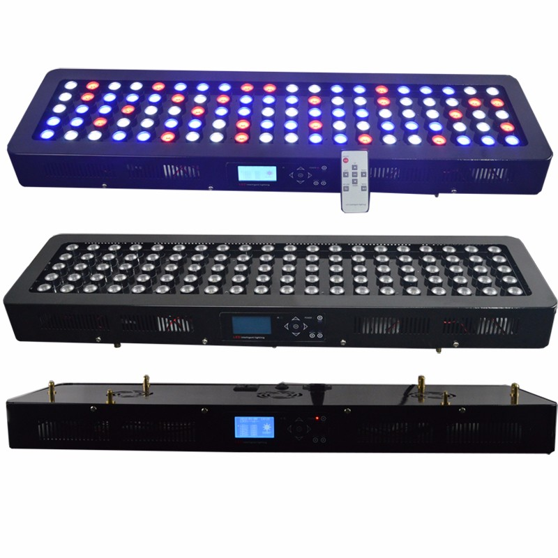 New <strong>design</strong> 300watt aquarium led with dimmer timer