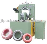 plastic pipe coil packaging machinery