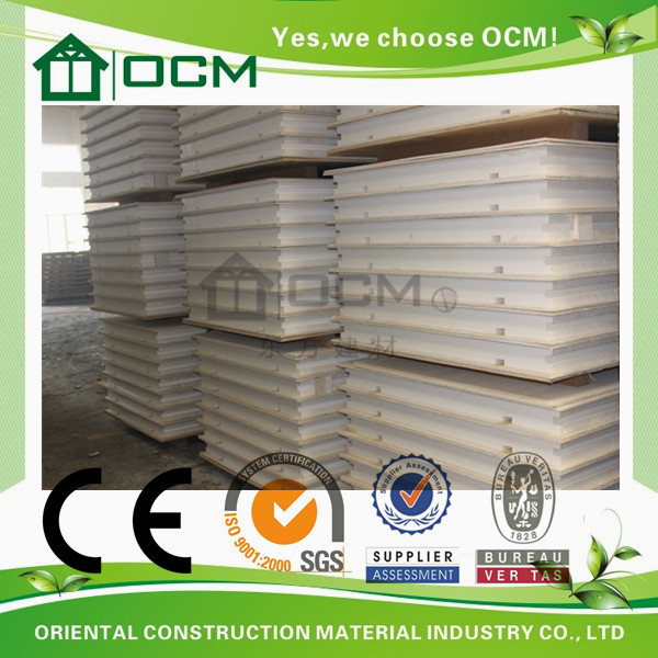 High quality sandwich panel isolated wall
