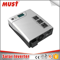 high frequency pv1100 plus model small solar inverter for home solar system