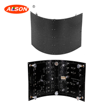 P4 Flexible LED Display Screen P4 Soft LED Video Wall Module