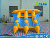 Hot Sales inflatable water games flyfish banana boat/inflatble flying fish/inflatable flyfish