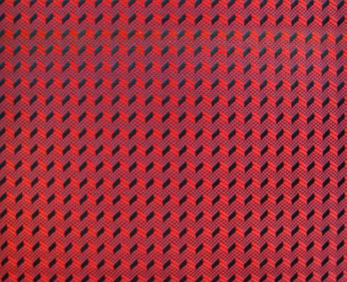600D PVC Coated Fabric JACQUARD