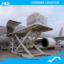 international express air shipping service Guangzhou to France
