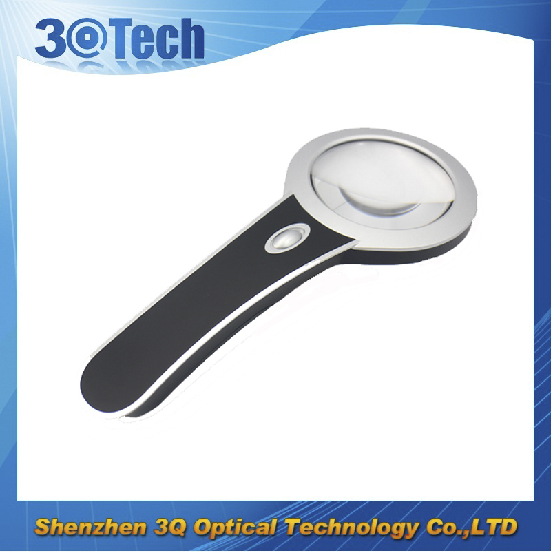 DH-81007 magnifier glass handel lamp