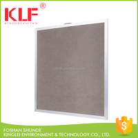 Nano tio2 photocatalyst coating air purification panel replacement filter