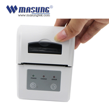 58mm mini Portable USB Thermal Receipt printer Wireless Bluetooth Printer For Mobile Phone/Supermarket Android