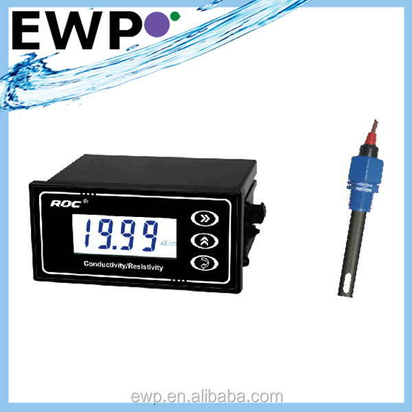 Water testing thermal conductivity meter