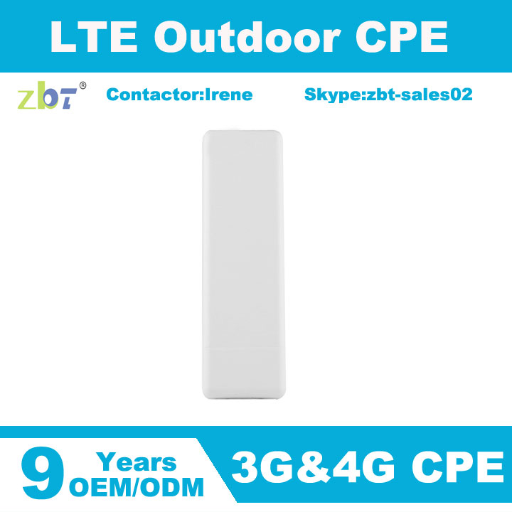 300Mbps 2.4G 27dBM MT7620A chip wifi range outdoor CPE