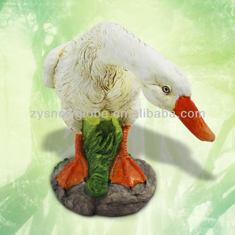 Resin handmade outdoor statue