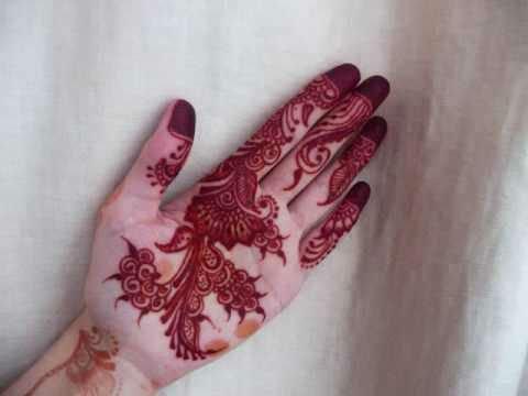 Henna Mehndi Hair