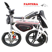 PT-E001 Made in China Nice Fashion Hybrid Electric Motorcycle