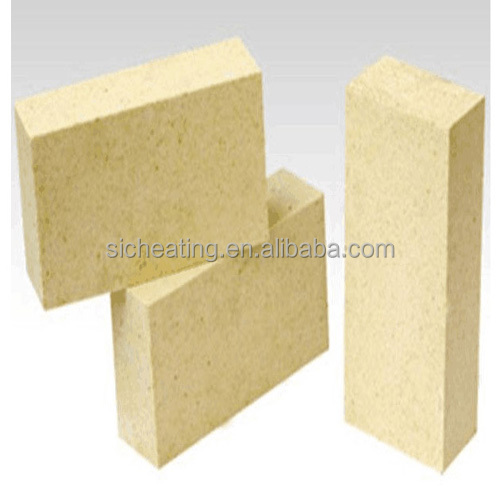 Silica Brick is mainly used to lay coking chamber of coke oven and partition wall of combustor, kiln crown and wall of glass fur