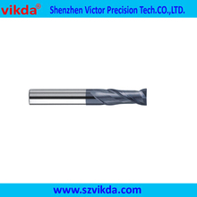USG-- high efficient 2 Flute tungsten carbide radius end milling cutters