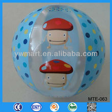 Hot Selling Popular Summer Playing Inflatable transparent balls