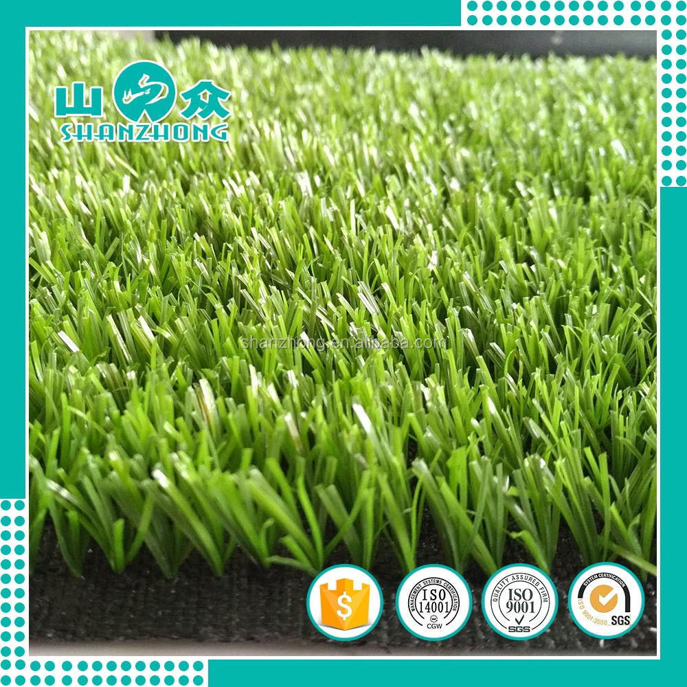 soccer field turf grass synthetic for football courts with CE, ISO, SGS/ Factory sells directly/ high quality/ Low price
