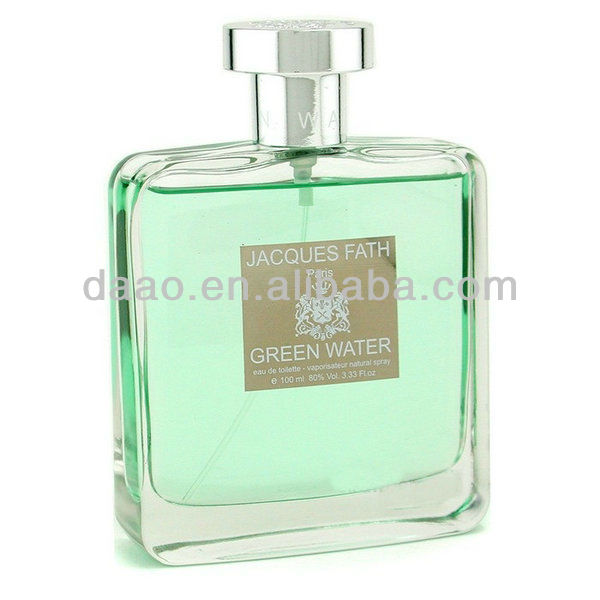 Green Water Eau De Toilette natural Spray perfume 100ml/3.4oz