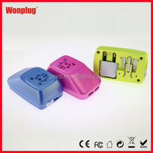 Newest Elegant Universal Travel Adapter personalized wedding favors and gifts