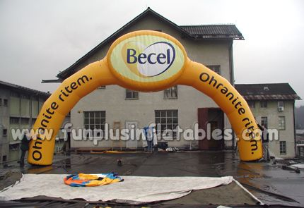 Top quality outdoor arch,inflatable entrance arch,inflatable archway P1001