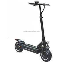 2018 NEW oil brake dual motor 60V 2400w off road 10 11Iinch electric scooter