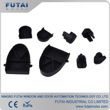 EPDM rubber side plug for safey edge