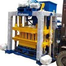 competitive price sophisticated technologies manual cement block and brick making machine