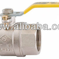 BALL VALVE FOR GAS