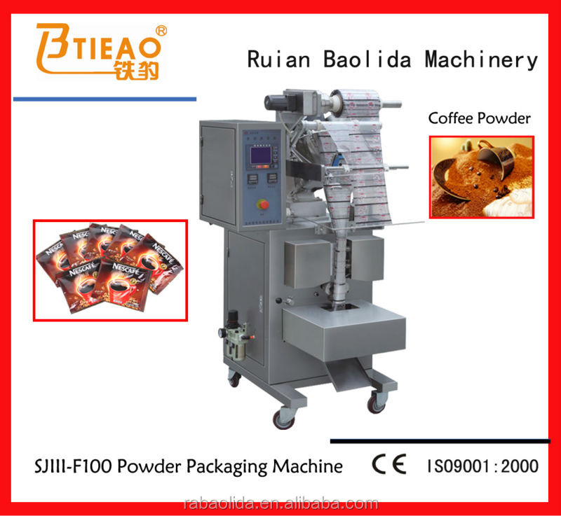 SJIII-F series New Automatic Cocoa Powder Packaging Machines