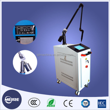 Beauty Centre use professional q-switch laser remove tattoo machine