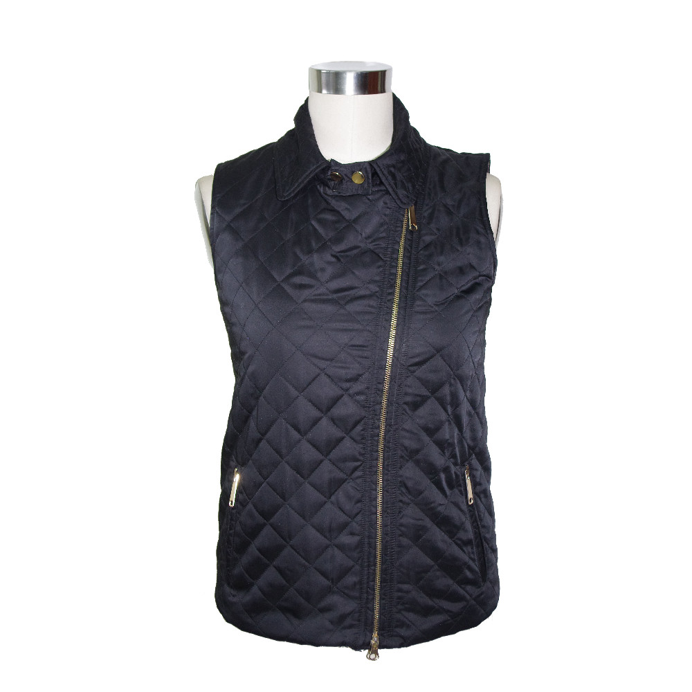 New Design Hot Selling Outdoor Womens Fur Vest