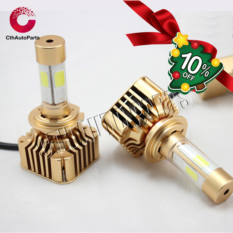 Automobile High Quality H7 LED light for car headlight