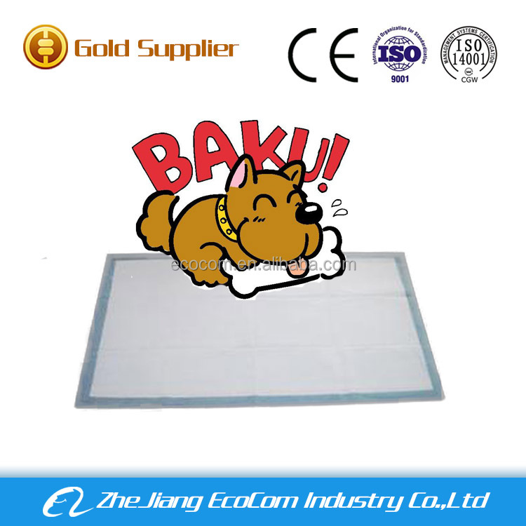 China made quality pet products X large puppy training pads, Potty training pads