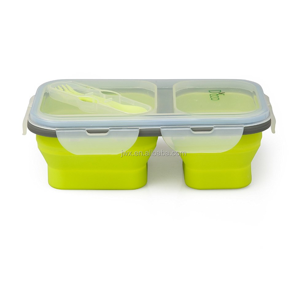 2016 Hot Selling Portable Camping Folding Silicone Bowl