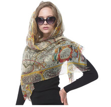 100% baby sheep wool Shemagh Scarf / Keffiyeh Military Tactical Desert Shemagh Scarves Different Colors