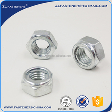 DIN 980 Metal Insert Hex Lock Nut
