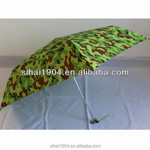 Three Folding Sun Rain Umbrella Special Design