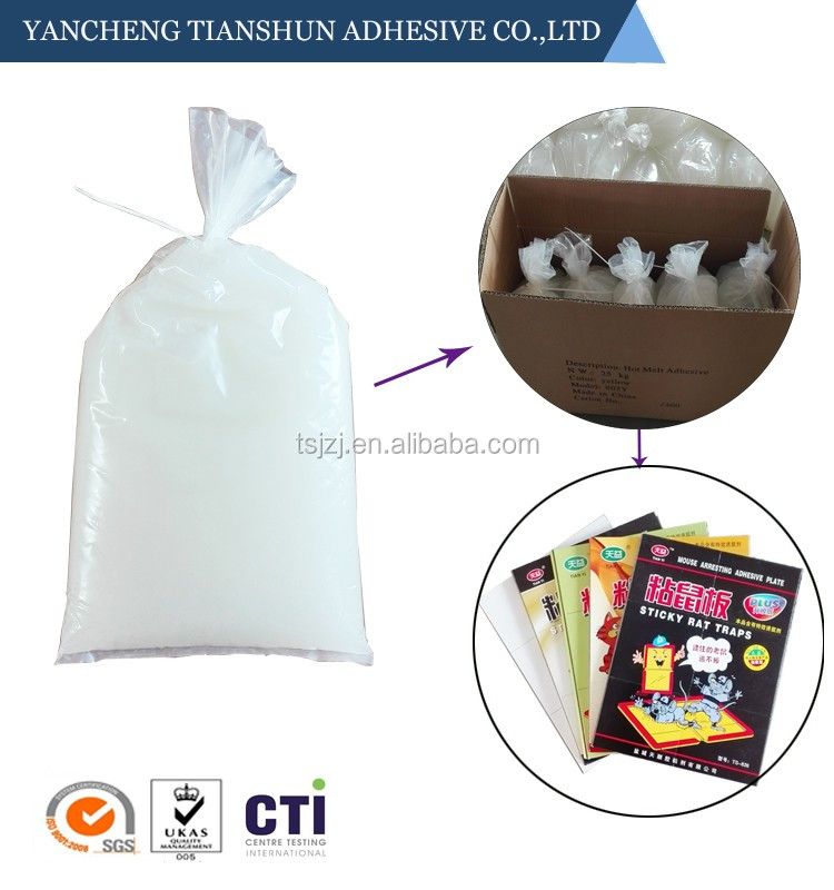 Best quality sticky glue for mouse & rat fly board cockroach glue trap manufacturer