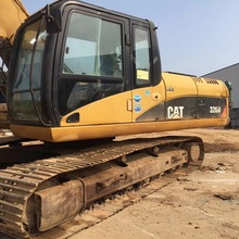 Good Condition CAT320D Second Hand Used Excavator for catphillar