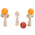 beautiful wooden toy kendama display stand for wholesale