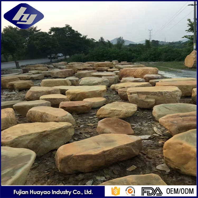 2017 New Color Landscaping Stone Chinese Cheap Granite Stone Garden