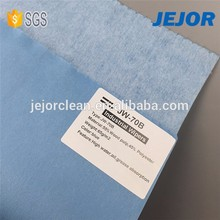 polycellulose disposable spunlace nonwoven lint free degreasing wipes industrial roll