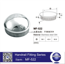 handrail end pin/handrail connecotor/handrail fitting