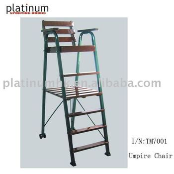 Tennis Umpire Chair/Umpire Stand/Tennis Wooden Outdoor Chair(TM7001)